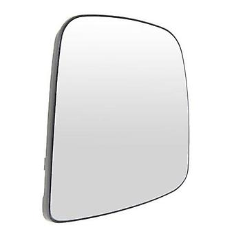 Right Driver Side Mirror Glass (heated) & Holder for NISSAN NV200 van 2010-2017