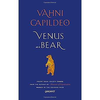 Venus als een beer door Vahni Capildeo - 9781784105549 boek