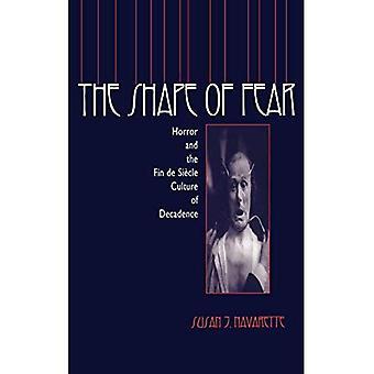 Formen av rädsla: skräck och fin de Siecle kultur av dekadens
