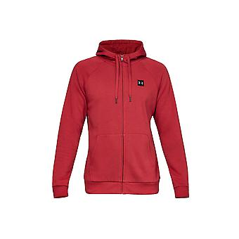 Under Armour Rival Fleece Fz Hoodie 1320737-651 Mens sweatshirt