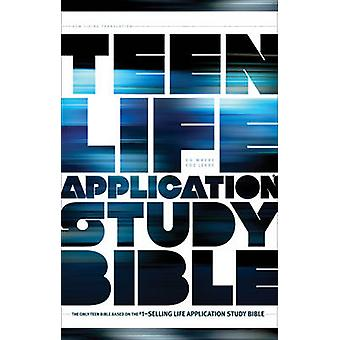 Teen Life Application Study Bible-NLT by Tyndale House Publishers - 9
