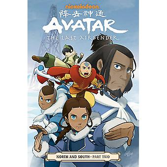 Avatar - the Last Airbender - North and South Part Two - Part 2 by Gene