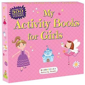 My Activity Books for Girls by Anonymous - Bloomsbury - 9781619636385