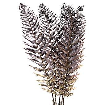 Hill Interiors Artificial Single Green Fern Leaf
