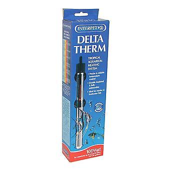Interpet Deltatherm Aquarium Heater 25w