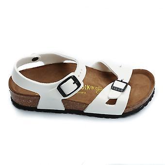 Birkenstock Rio Sandal, White