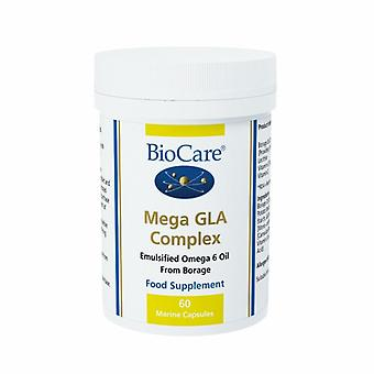BioCare Mega GLA Complex Vegicaps 60 (11160)