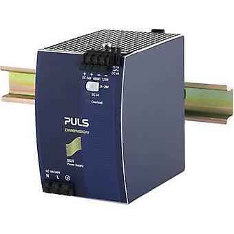 PULS DIMENSION Rail mounted PSU (DIN) 24 Vdc 20 A 480 W 1 x