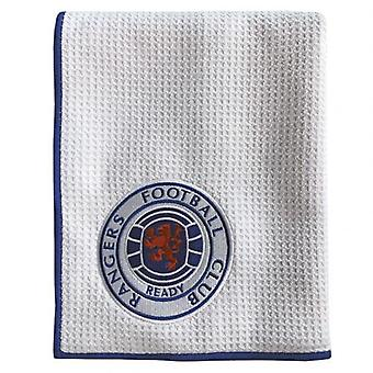 Rangers Aqualock Caddy Towel
