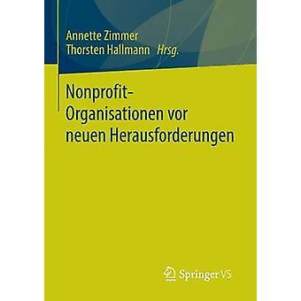 NonprofitOrganisationen vor neuen Herausforderungen by Zimmer & Annette