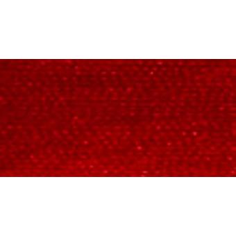 Cotton Machine Quilting Thread 40wt 500yd-Country Red 9135-504
