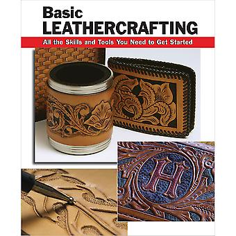 Stackpole Books-Basic Leathercrafting STB-73617