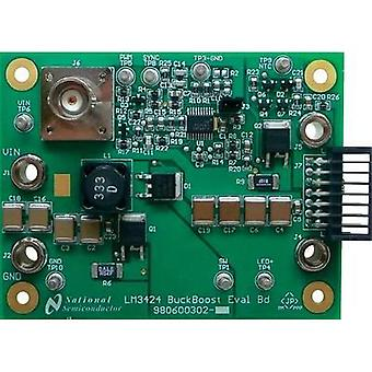 PCB design board Texas Instruments LM3424BKBSTEVAL/NOPB