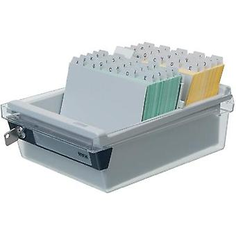 Han 965-S-631 A5 Lockable Index Card Box