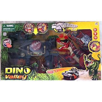 Chap Mei Dino Valley Jeep Set (Toys , Action Figures , Vehicles)
