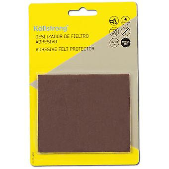 Kallstrong Sliders 100 X 85 mm. adhesive F17001M
