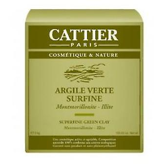Cattier Green Clay Super C