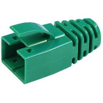 BEL Stewart Connectors 39200-846, Pin RJ45 Green