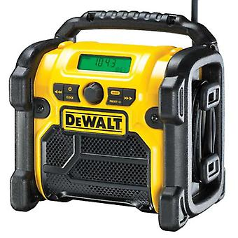 DEWALT DCR020 XR DAB compatta digitale Radio