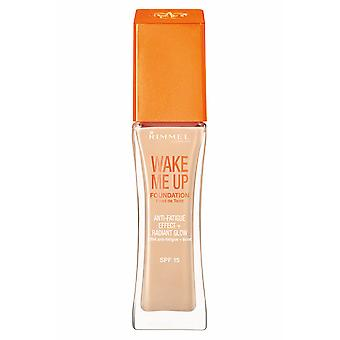 Rimmel Wake Me Up Foundation SPF15 203 sant Beige