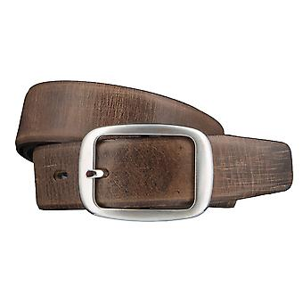 Bovino belts men's belts leather belt Leather Brown 3545