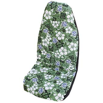 Side Airbag Optional; Aloha Honu Hawaiian Car Seat Covers