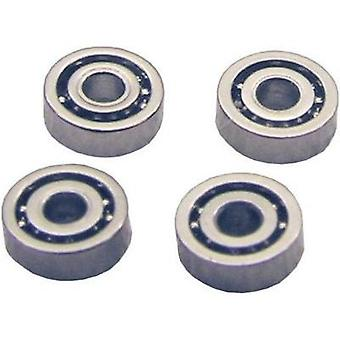 Steel Micro ball bearing Sol Expert K131 W/o encl