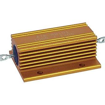 High power resistor 10 Ω Axial lead 100 W ATE Ele