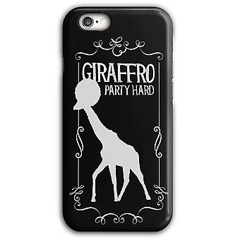 Giraff Afro Party Hard natt iPhone Case 5/5S 6/6S 6Plus/6SPlus | Wellcoda