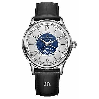 Maurice Lacroix Mens Les Classiques Moonphase Automatic LC6168-SS001-122-1 Watch