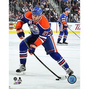 Milan Lucic 2016-17 Action Photo Print