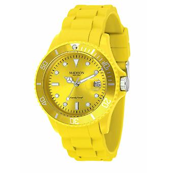 Candy time by Madison N.Y.. watch unisex U4167-2-1
