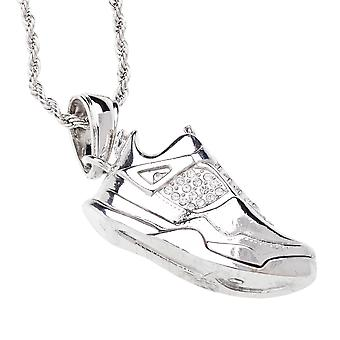 Iced out bling hip hop chain - SNEAKER