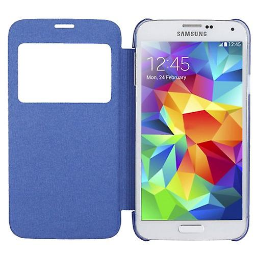 Smart cover window light blue for Samsung Galaxy S5 mini