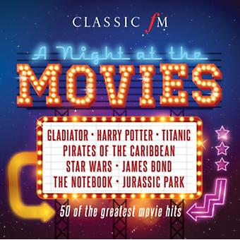 Classic FM: Night At The Movies von Various Artists