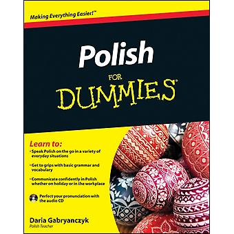 Polish For Dummies (Paperback) by Gabryanczyk Daria
