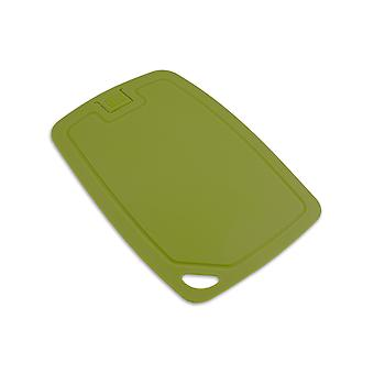 Wellos Eco Friendly Antibacterial Chopping Board, 30cm x 20cm, Green