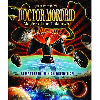 Dr. Mordrid [Blu-ray] USA importerer