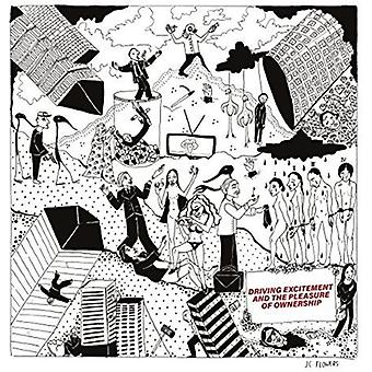 Jc Flowers - Driving Excitement & the Pleasure [Vinyl] USA import