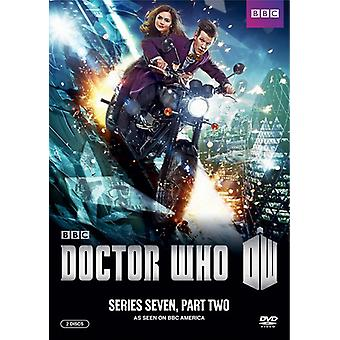 Doctor Who - Doctor Who: Importation USA série 7 PT. 2 [DVD]