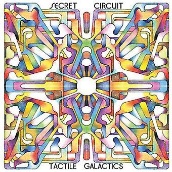 Hemmelige kredsløb - taktile Galactics [Vinyl] USA importerer
