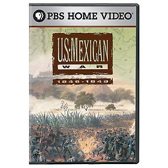Import USA US guerre américano-mexicaine [DVD]
