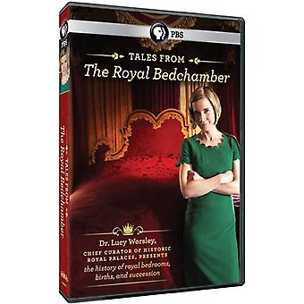 Tales From the Royal Bedchamber [DVD] USA import