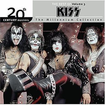 Kiss - Kiss: Vol. 3-milenio colección-20 importación de Estados Unidos siglo maestros [CD]