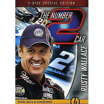 Nummer 2 bil [DVD] USA importerer