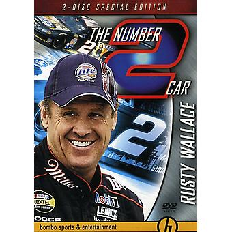 Number 2 Car [DVD] USA import