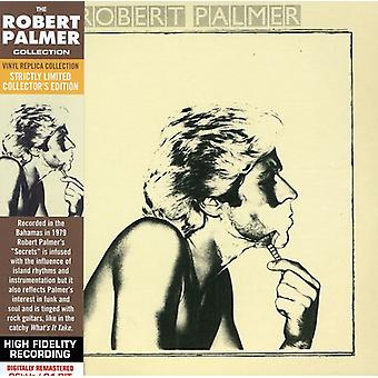 Robert Palmer - importación de Estados Unidos secretos [CD]