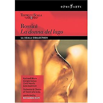 G. Rossini - La Donna Del Lago [DVD] USA import