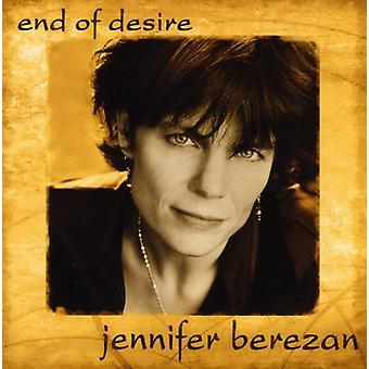 Jennifer Berezan - ende of Desire [CD] USA import