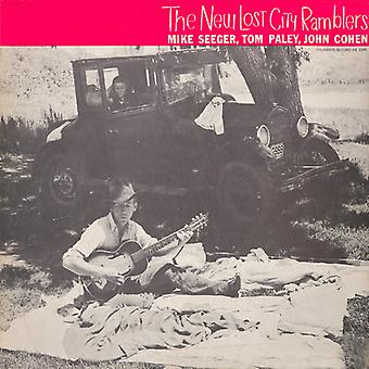 New Lost City Ramblers - New Lost City Ramblers [CD] USA import